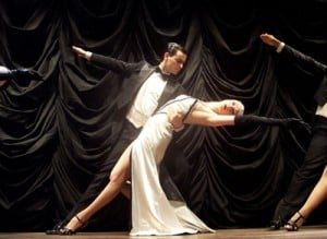 Photo of Tango Dancers in Buenos Aires in an article about Tango lessons in Argentina