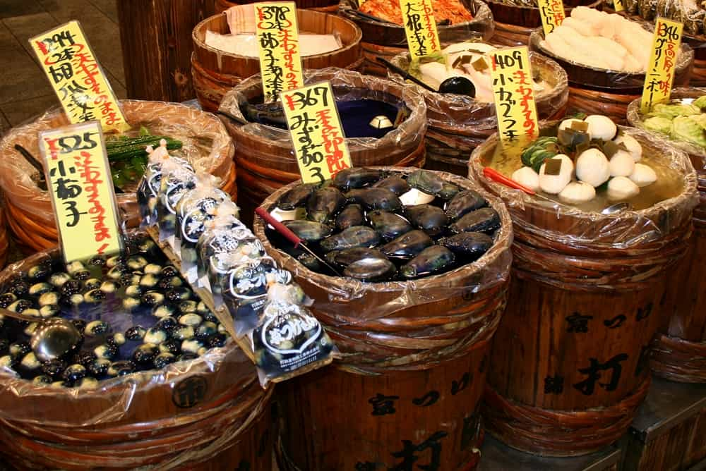 Best of Japan - Kyoto Market
