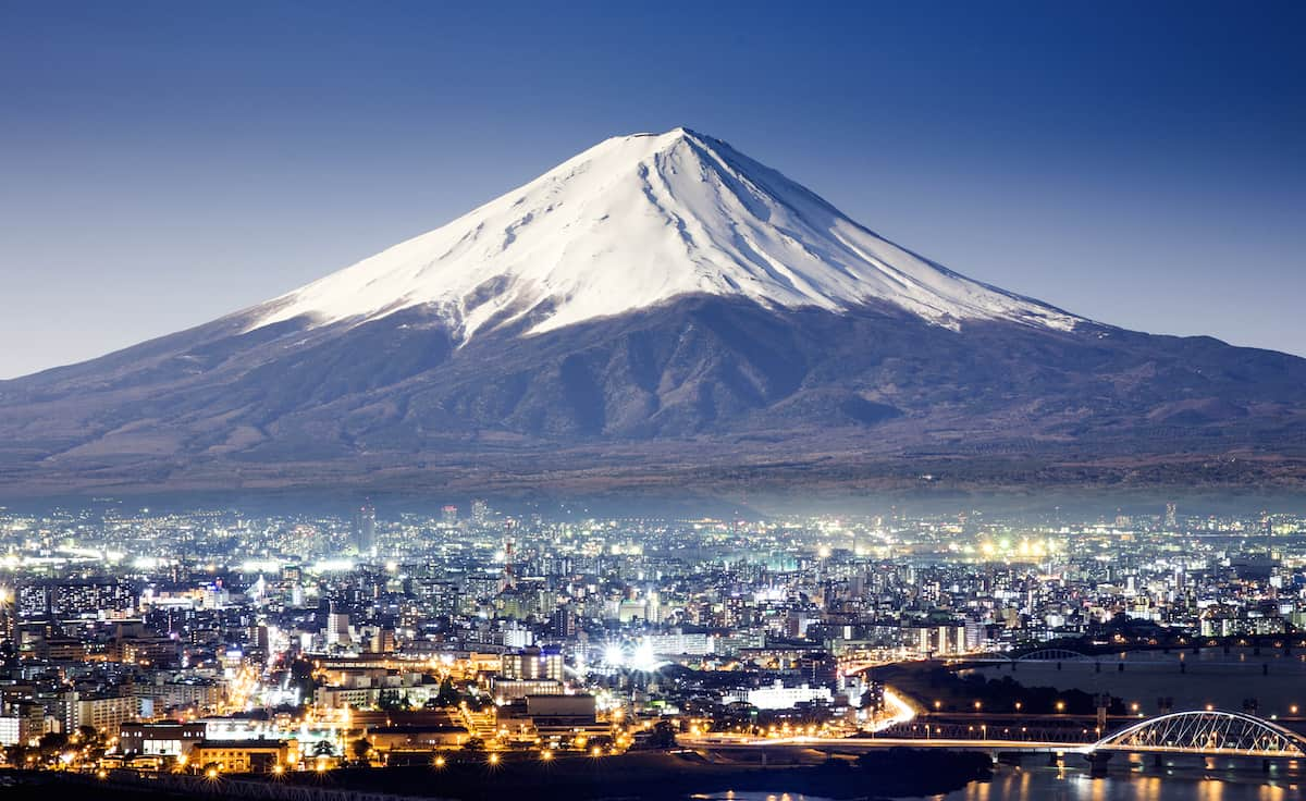 Climbing Mt Fuji As A Day Trip From Tokyo