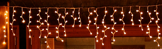 Christmas Lights - Part of many a traditional christmas