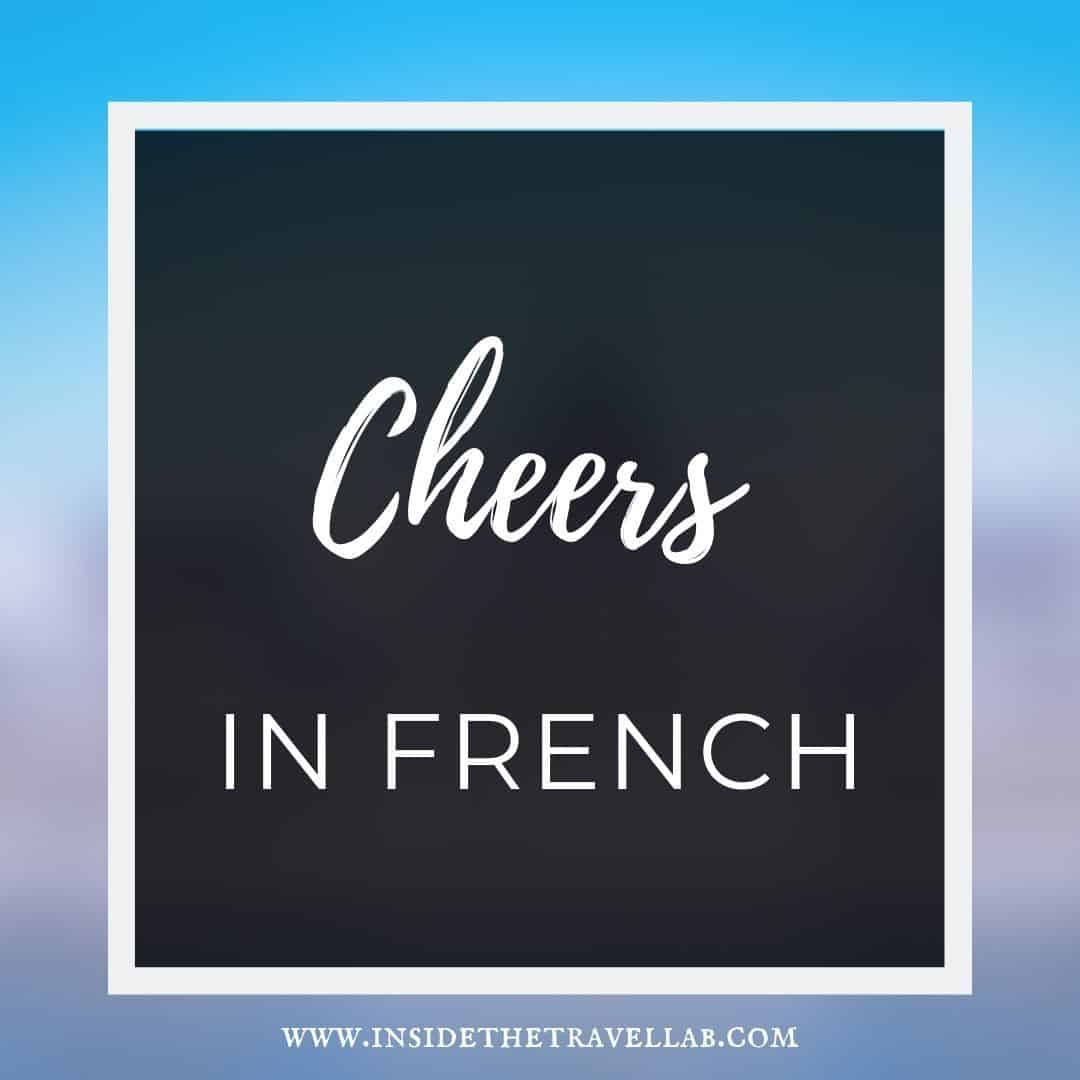 image regarding French Travel Phrases Printable named Cheers within French! What by yourself Want in the direction of Recognize Pertaining to French