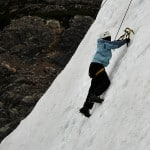 Ice Climbing Interferes with Internet Access