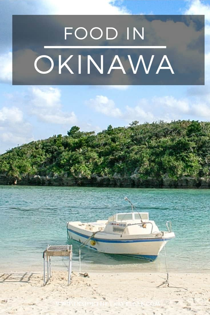 Food in Okinawa - A Guide to Traditional Food in Okinawa