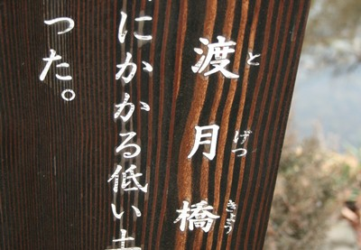 Sign in the Koishikawa Korakuen Gardens in Tokyo - Beyond translation problems