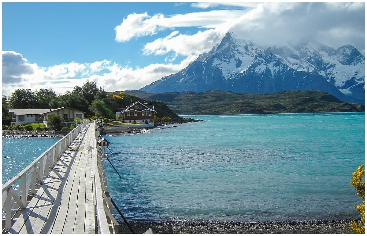 Stunning Hosteria Pehoe in Chile Torre del Paine