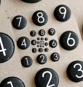 Numbers photo
