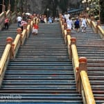 Staircase to the Batu Caves