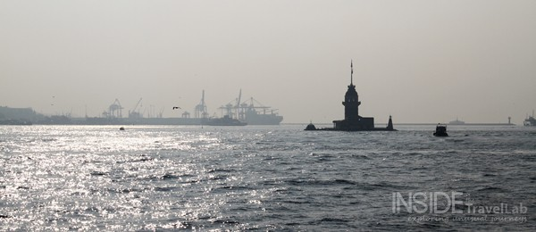 About Istanbul - the Bosphorus
