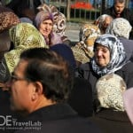 Photos of people in Istanbul