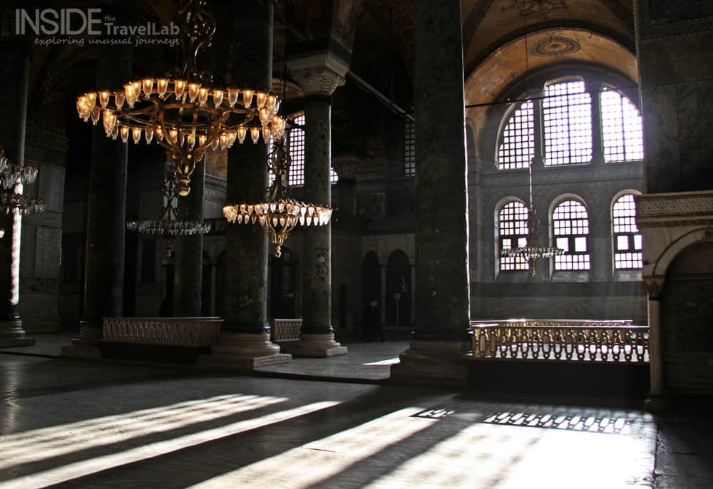 About Istanbul and ideology - the Hagia Sofia