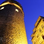 About Istanbul - Galata Tower symbol of the battle over this piece of land