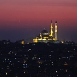 Photos of Istanbul - Istanbul at Night