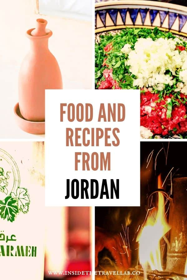 Food and recipes from Jordan