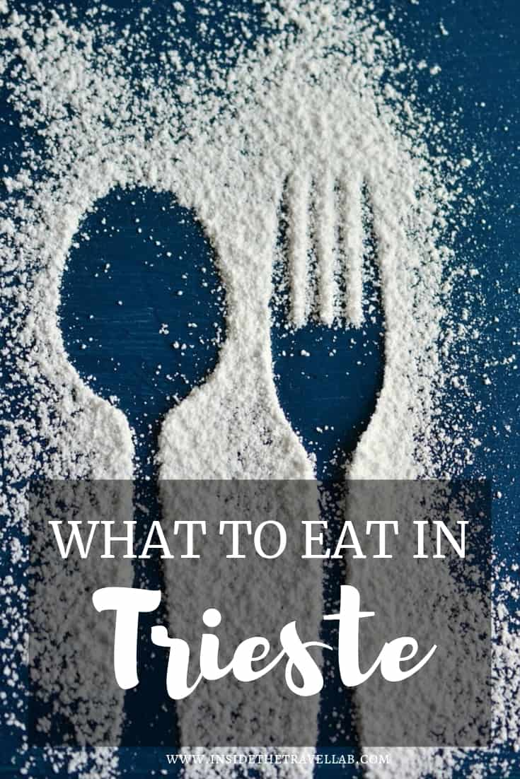 What to eat in Trieste; food in Trieste. All you need to know about the food in Trieste, Italy. #Italy #Foodie #Trieste
