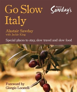 Go Slow Italy Book Cover