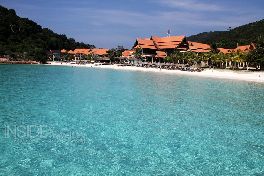 resort industry in malaysia specifically redang Dive tourism and local communities: active participation or  tourism and local communities: active participation or passive  redang's resort.