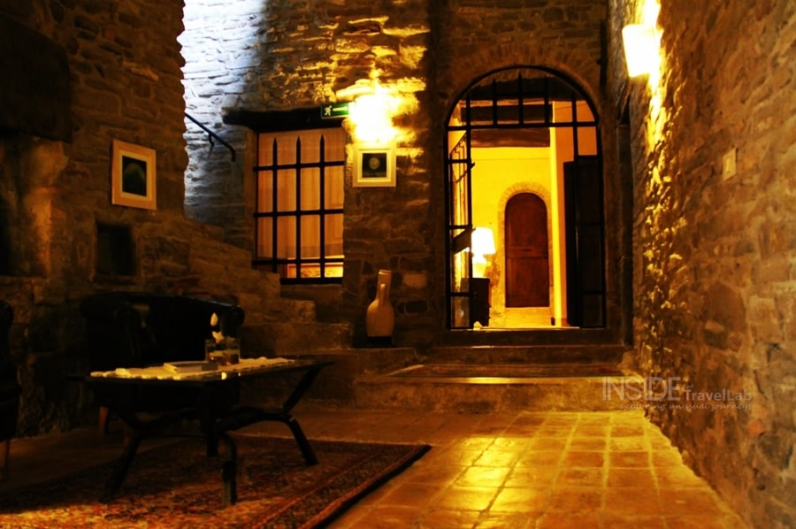 Visiting Umbria - A sanctuary for pilgrims at Le Silve Hotel