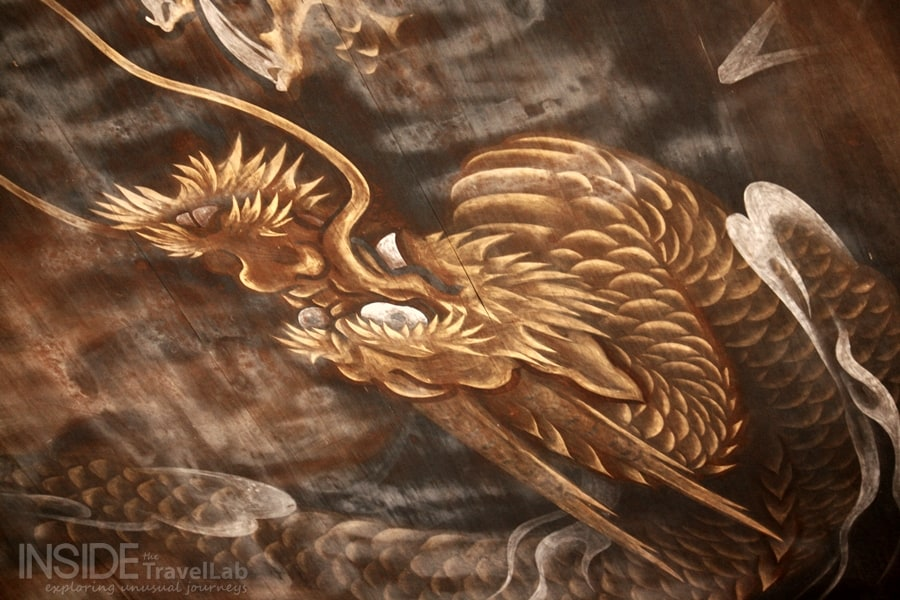 Asukasa golden dragon