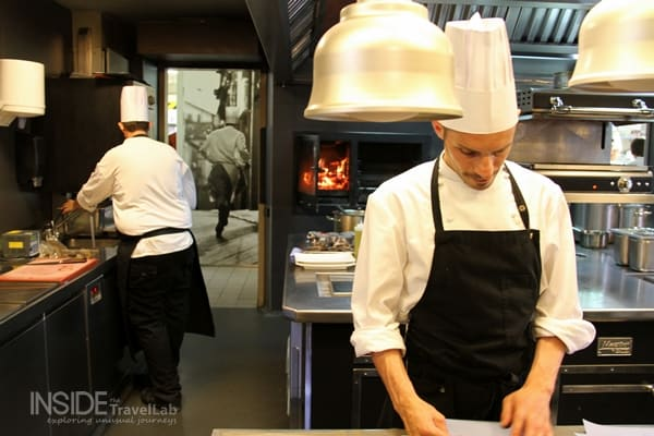 Kitchen at El Celler de Can Roca