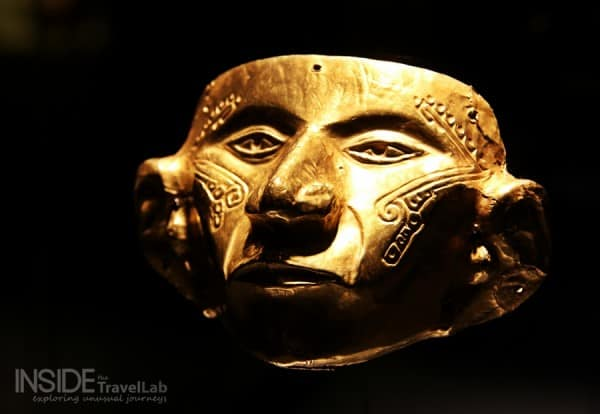 Museum of gold, Colombia