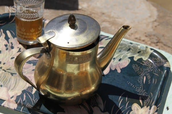 Atlas mountains Berber Tea