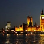 Big Ben from the Thames - Inside the Travel Lab