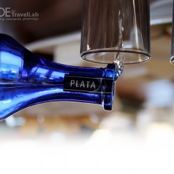 Plata Tequila Bottle