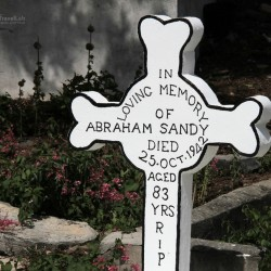 Tombstone in St Vincent's & The Grenadines
