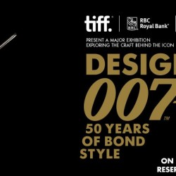 Designing Style 007 Bond 50 years