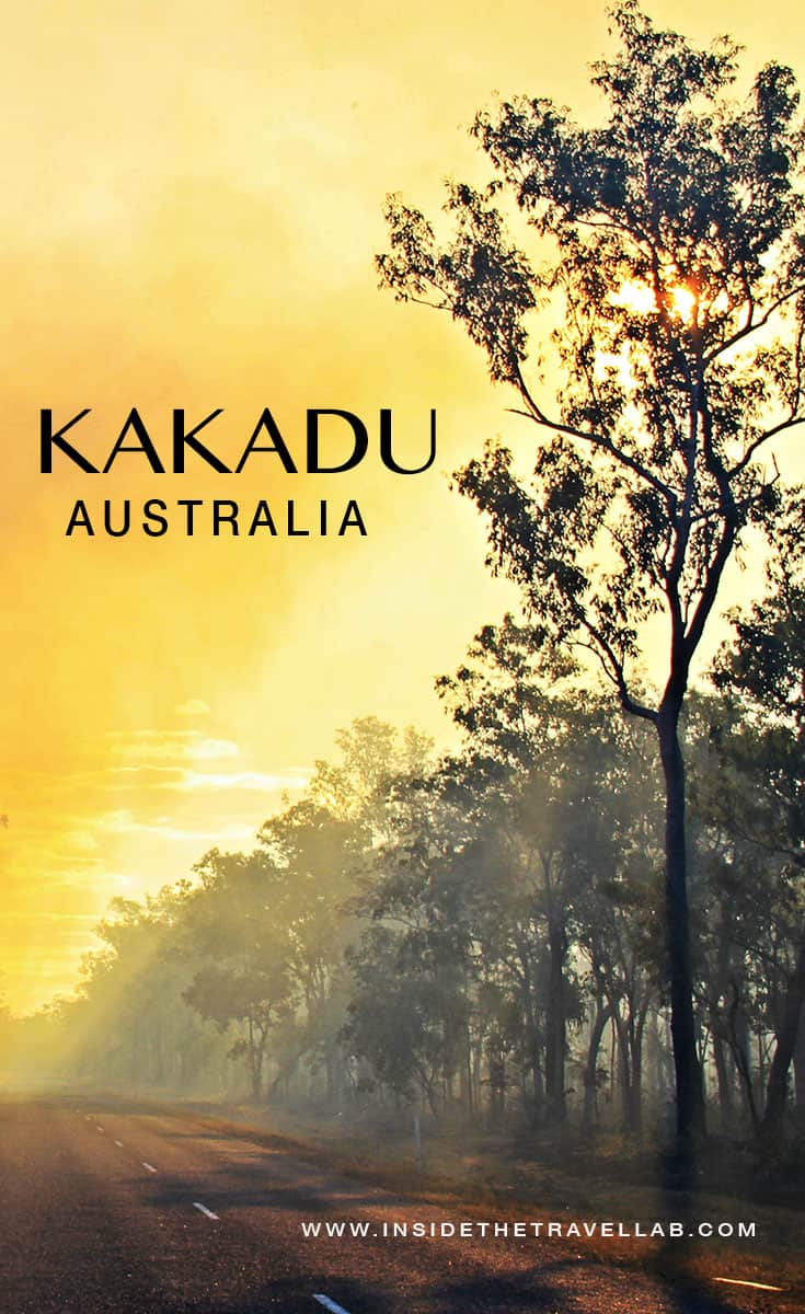 Kakadu National Park offers an incredible taste of the Australian Outback. Travel from Darwin in Australia\'s Northern Territory to see amazing landscapes, wildlife and art from Australia\'s aboriginal people. You can take a road trip or join a group but do make time to stay overnight in this highlight of Australia. #Australia #wildlife #Kakadu