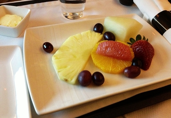 Cathay Business Fruit Platter