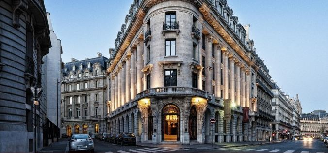 The Banke Hotel Paris In Review Luxury Boutique Hotel In The Centre Of Paris