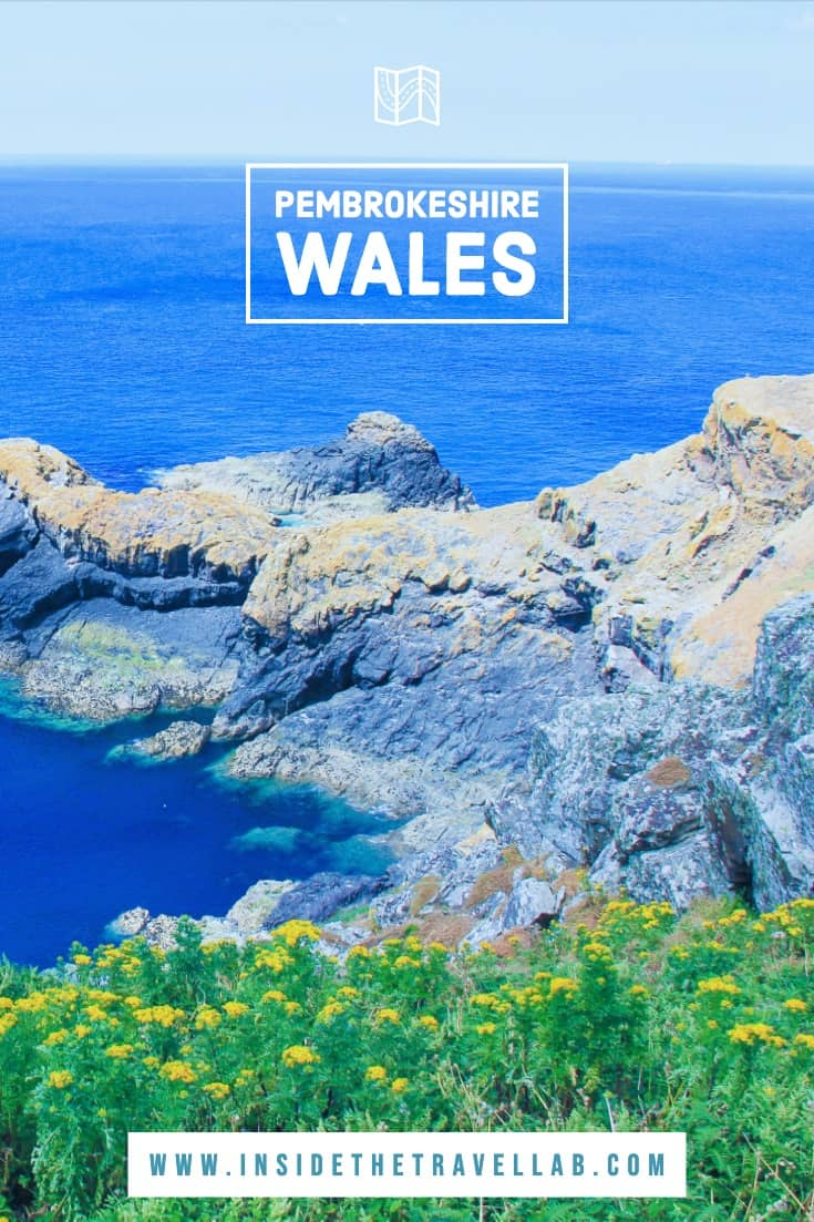 Pembrokeshire in Wales bursts with beautiful things to do and the Pembrokeshire Coast is an official area of natural beauty. See puffins on wild islands, sing in the smallest cathedral, hike to your heart\'s content and more with this collection of things to do in Pembrokeshire. #Travel #wales #PembrokeShire #Welsh #Coastal