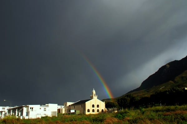 Why South Africa Is Called the Rainbow Nation
