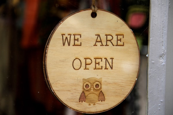 Jozi - we are open