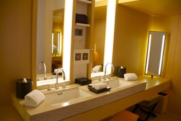 Upper House Dressing Area