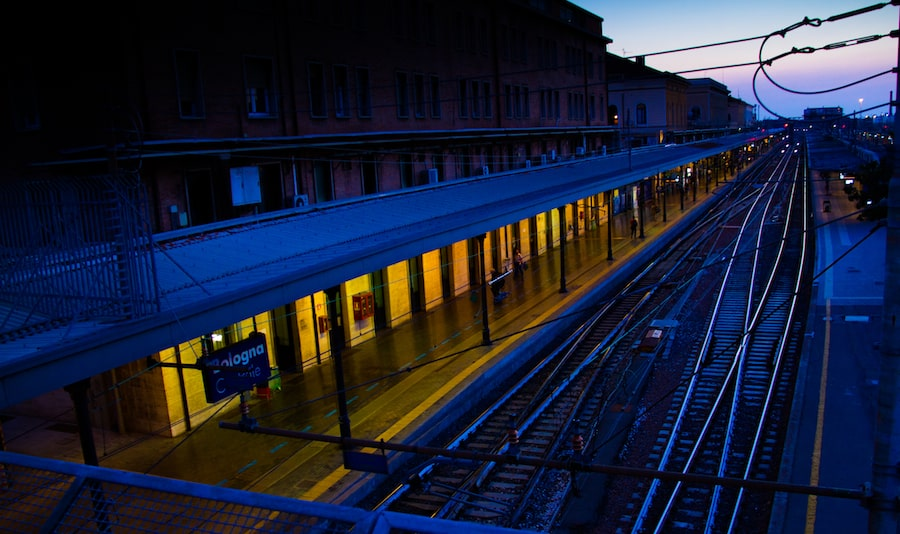 Bologna Train Station