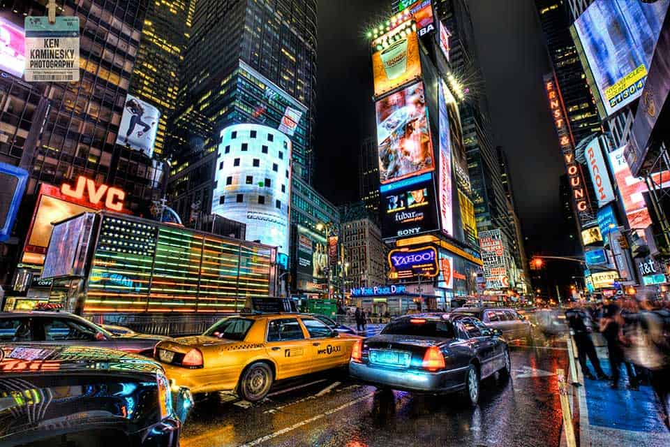 NYC Times Square Great Photography