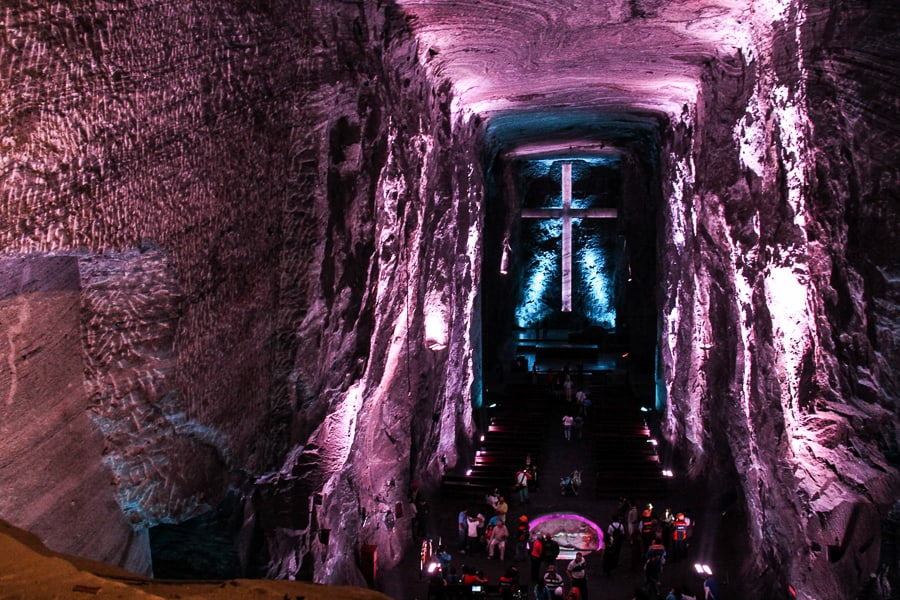 Main Salt Cathedral Chamber