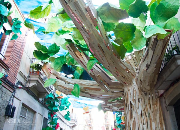 Festival de Gracia Barcelona Unusual and Fun Things to do in Barcelona