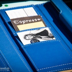 iPad Case business card holder