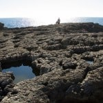 Rockpools by the Azure Window