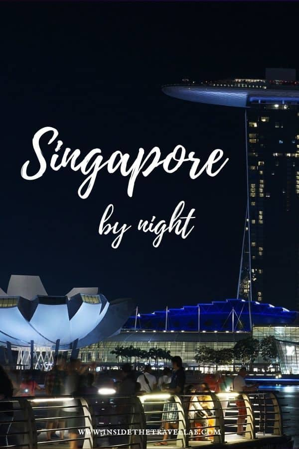 Discover plenty of things to do in Singapore by night with these travel tips and ideas wrapped in to a handy guide. Enjoy your trip to Singapore and discover the Gardens by the Bay and Raffles Bar classics as well as some off the beaten track suggestions too. #Singapore #Travel