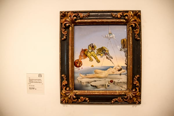 Art in Madrid Thyssen-Dali