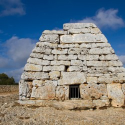Naveta d'es Tudons UNESCO World Heritage Site Candidate in Menorca from @insidetravellab