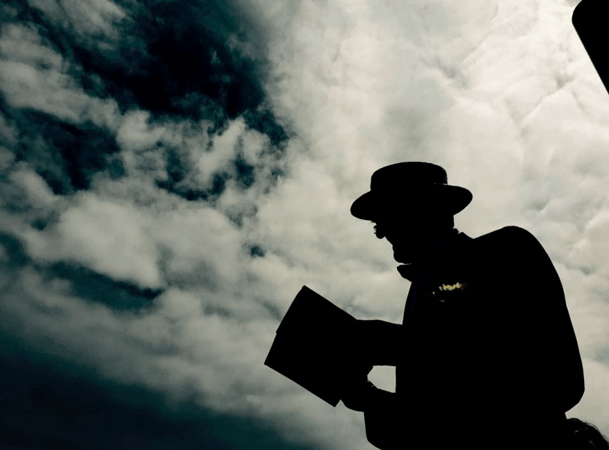 James Joyce Reading on Bloomsday in Dublin from @insidetravellab