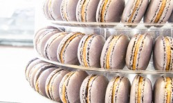 Beautiful macarons in France from @insidetravellab