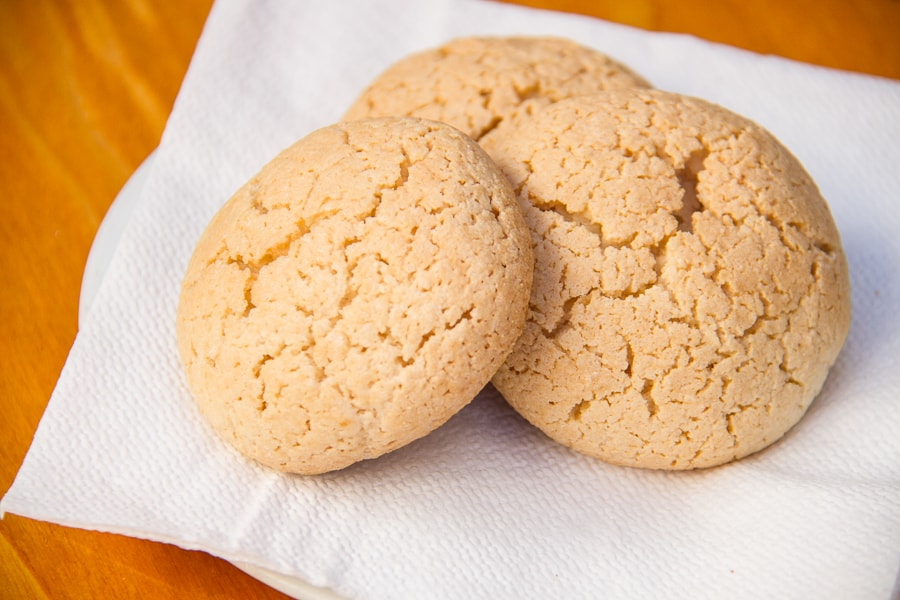 Spain - Menorca - Unusual Things to do - Biscuits at Cas Sucrer