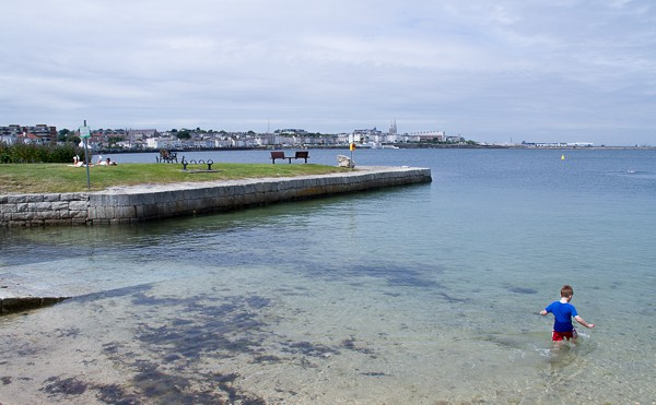 Sandycove on Bloomsday