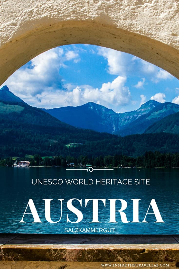 Visiting the UNESCO Salzkammergut Austria